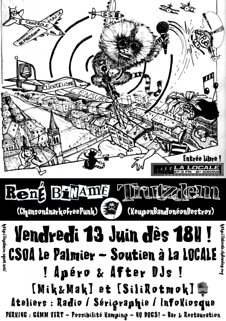 Flyer Binamé Ultime Version A4++