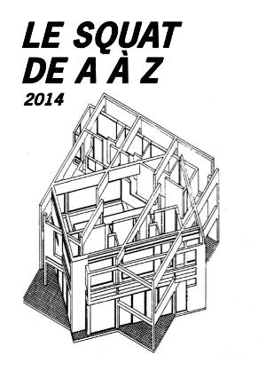 Squat de A à Z - 2014