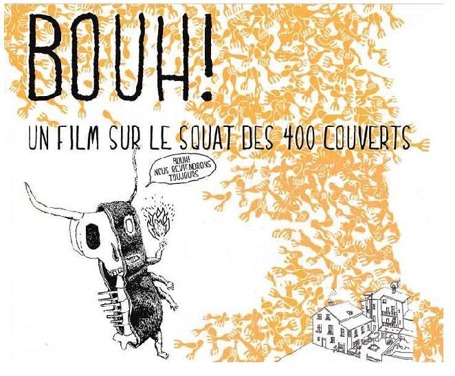 Bouh! affiche