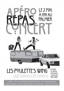affiche concert 2 mai 2015