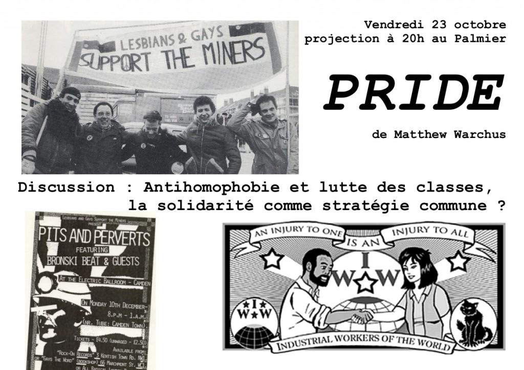 Affiche Pride