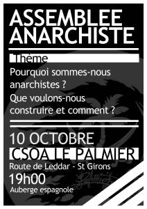 Assemblée A Le Palmier Oct 2015