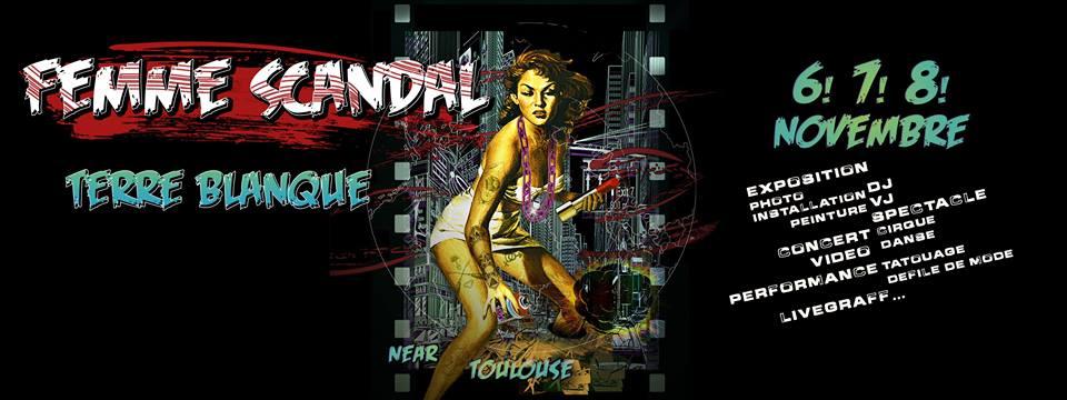 Femme Scandal 2015