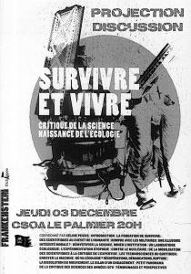 Survivre et Vivre RealFlyer