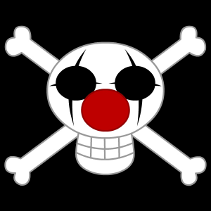 Klown Pirate